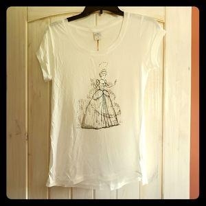 B1G1: Lauren Conrad Disney Cinderella Sparkle Tee